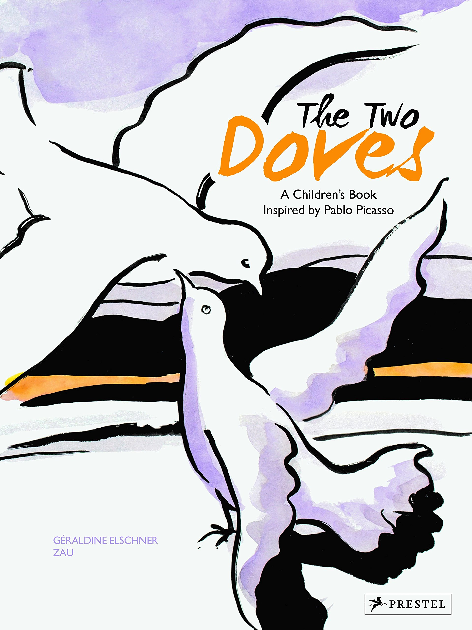 The Two Doves: A Children's Book Inspired by Pablo Picasso pdf