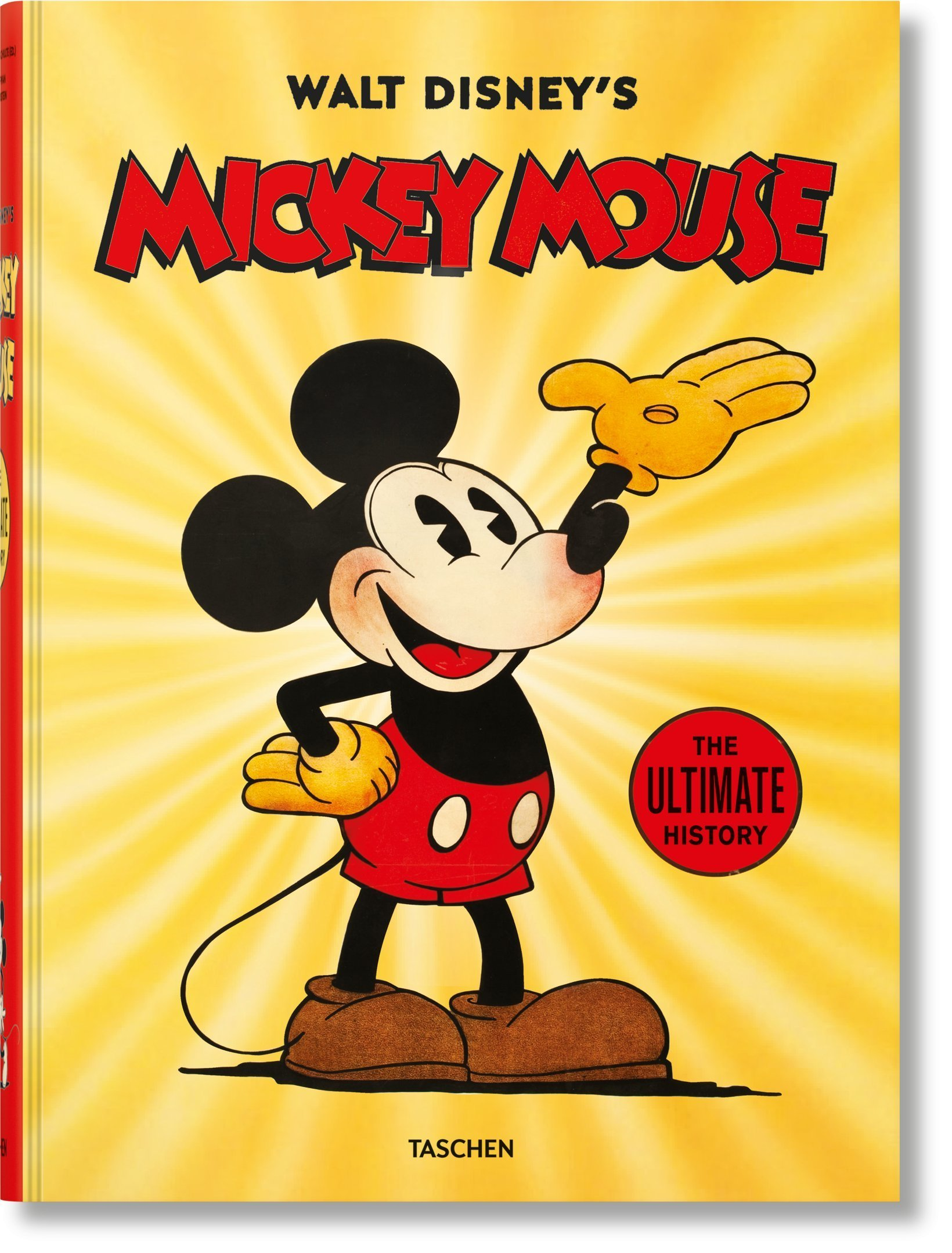 walt disneys mickey mouse the ultimate history ebook