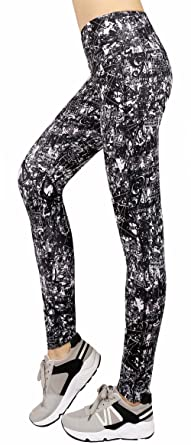 8f641d8b5b Sugar Pocket Womens Outdoor Fitness Tights Leggings Walking Running Yoga  Pants S
