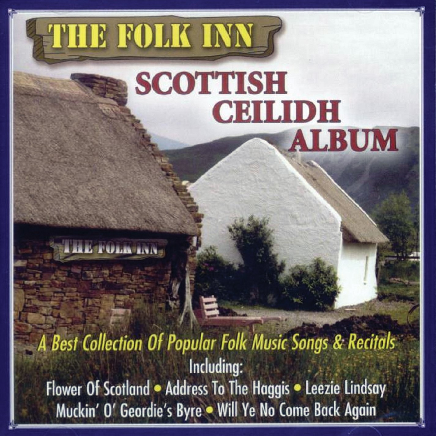 Folk Inn: Scotish Ceilidh Album