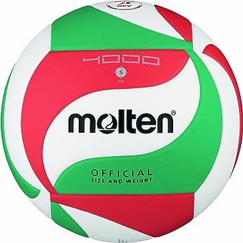 30 x Molten Voleibol v5 m4000 Balón Pelota DVV Approved + RS de ...