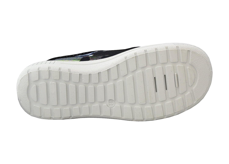 Taille 30-36 3f freedom for feet Chaussures de Sport pour gar/çons avec Semelles int/érieures en Cuir sans Lacets