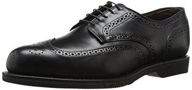 Allen Edmonds Men's LGA Oxford, Black, ...