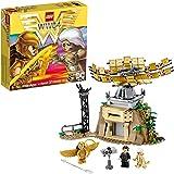 LEGO DC Wonder Woman vs Cheetah 76157 with Wonder Woman (Diana Prince), the Cheetah (Barbara Minerva) and Max; Action…
