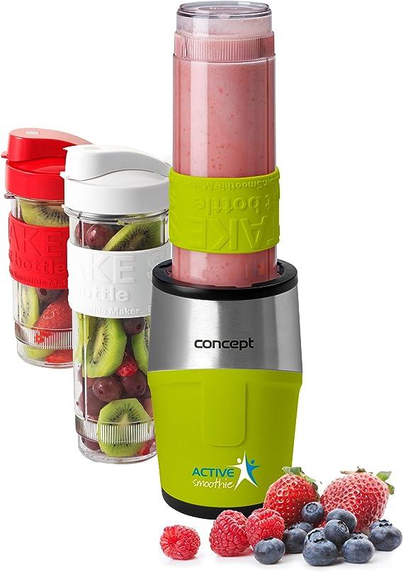 Concept Electrodomésticos sm3387 Smoothie batidora, 500 W, 0.57 ...