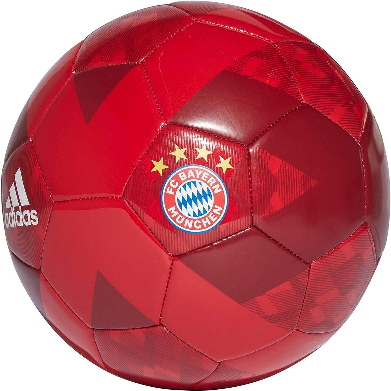 Adidas FC Bayern Munchen Football Men Sports Size 5 Fcbtru/White/Strred Men's Football Boots