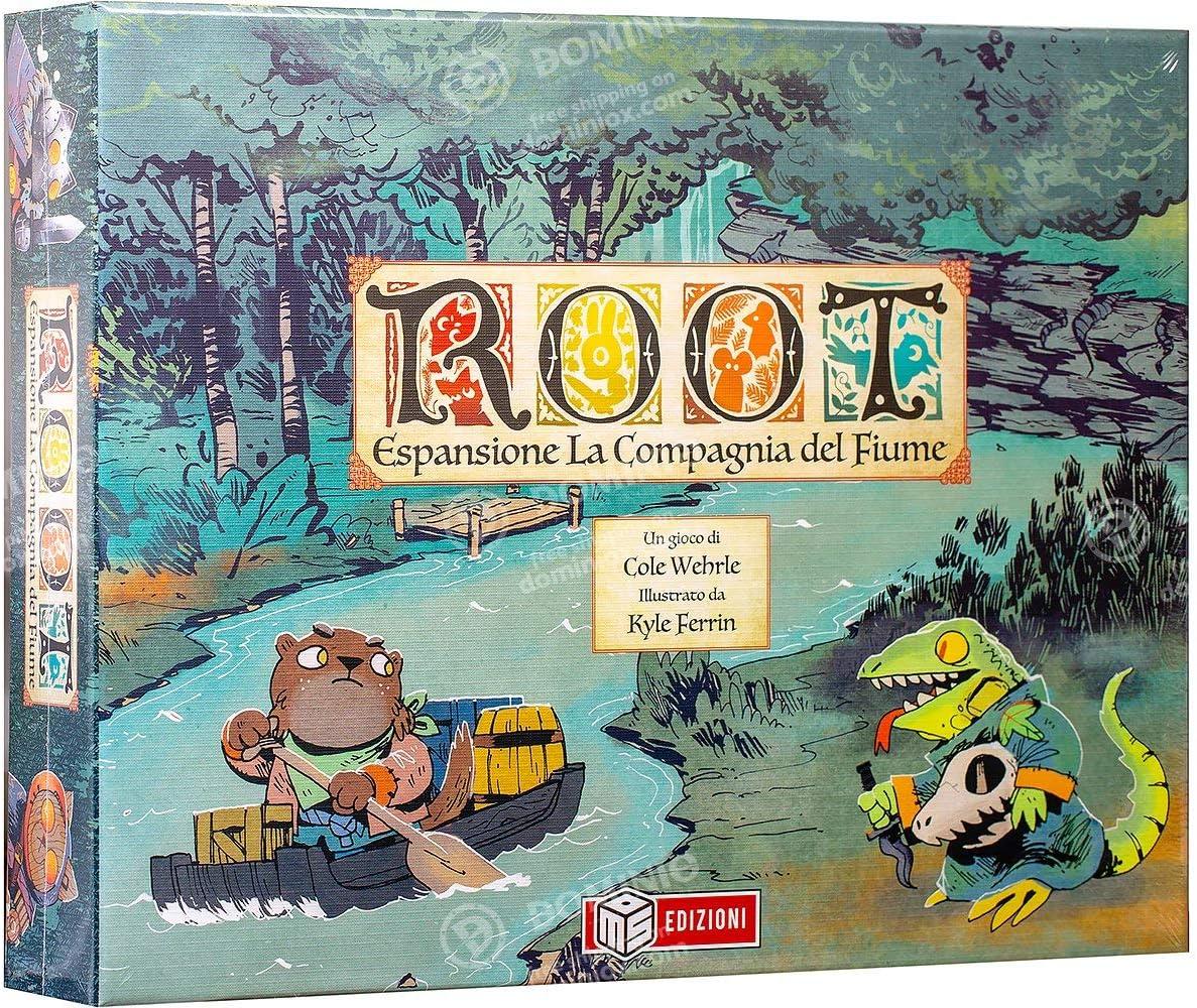Root - ESPANSIONE LA COMPAGNIA del FIUME: Amazon.es: Juguetes y juegos