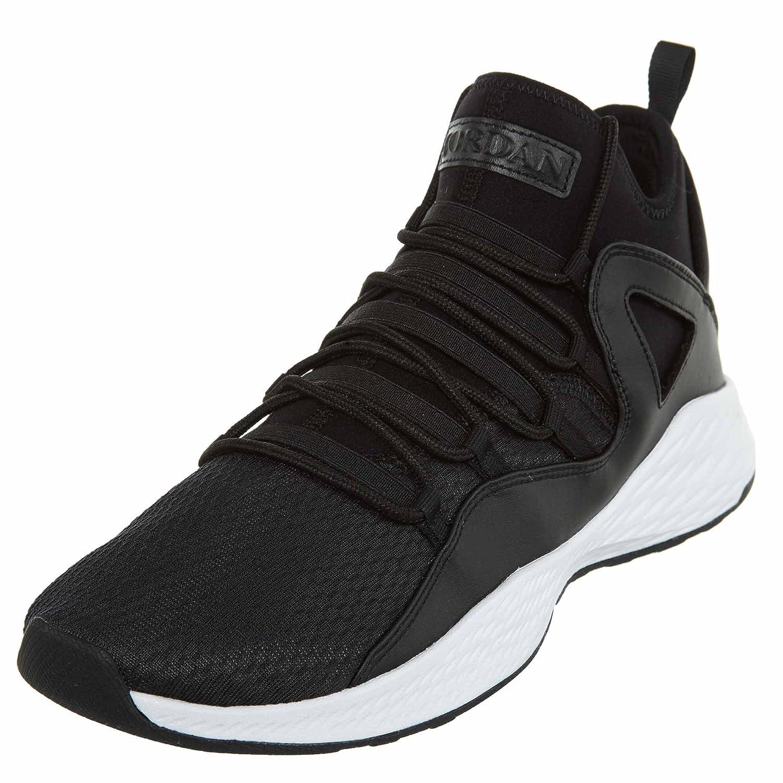 Nike Herren Jordan Formula 23 Sneaker  40.5 EU|Schwarz (Black/White)