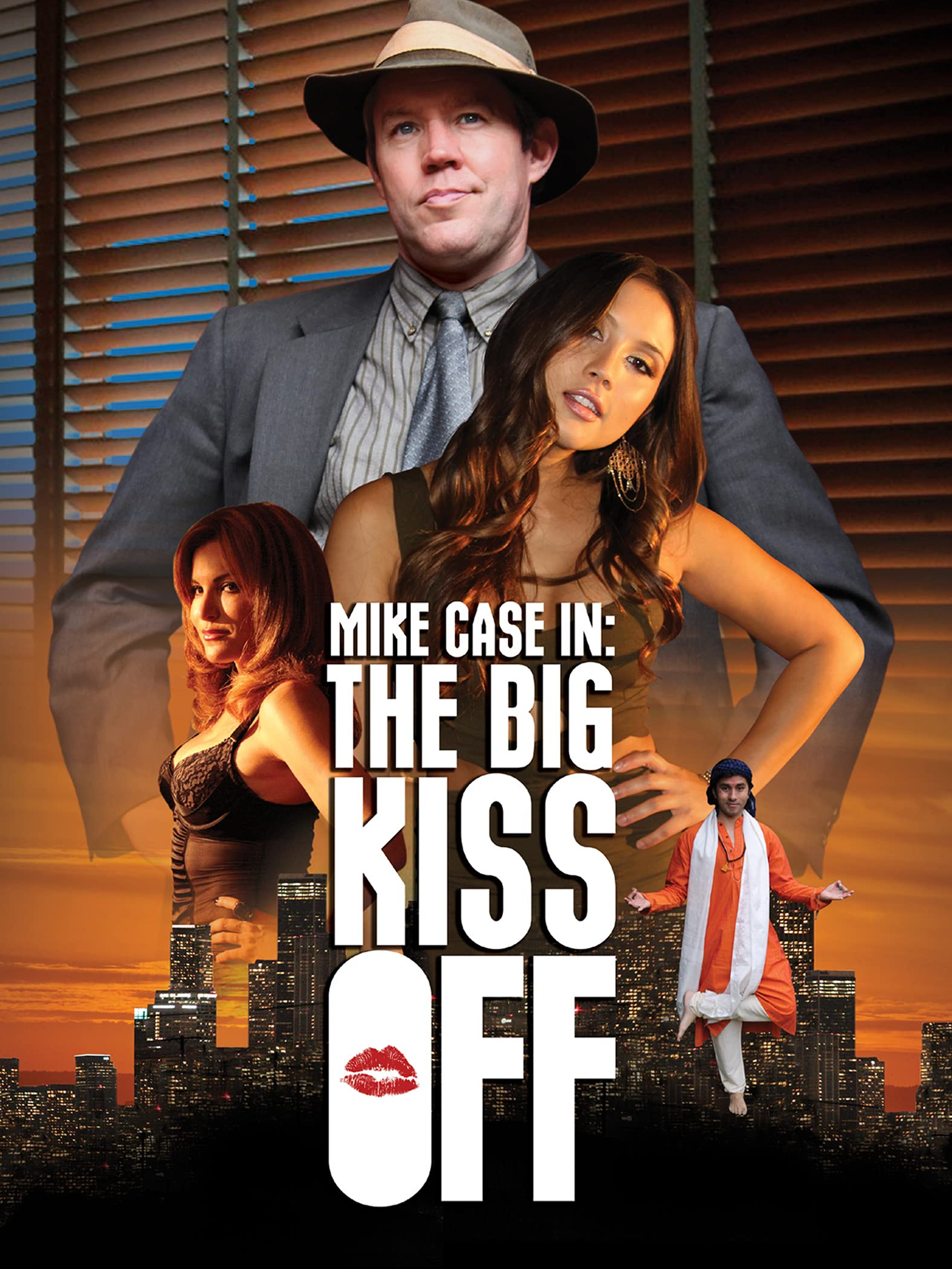 Mike Case in: The Big Kiss Off on Amazon Prime Video UK