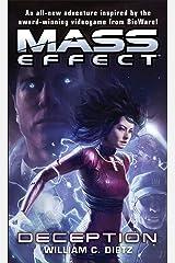 Mass Effect: Deception Mass Market Paperback