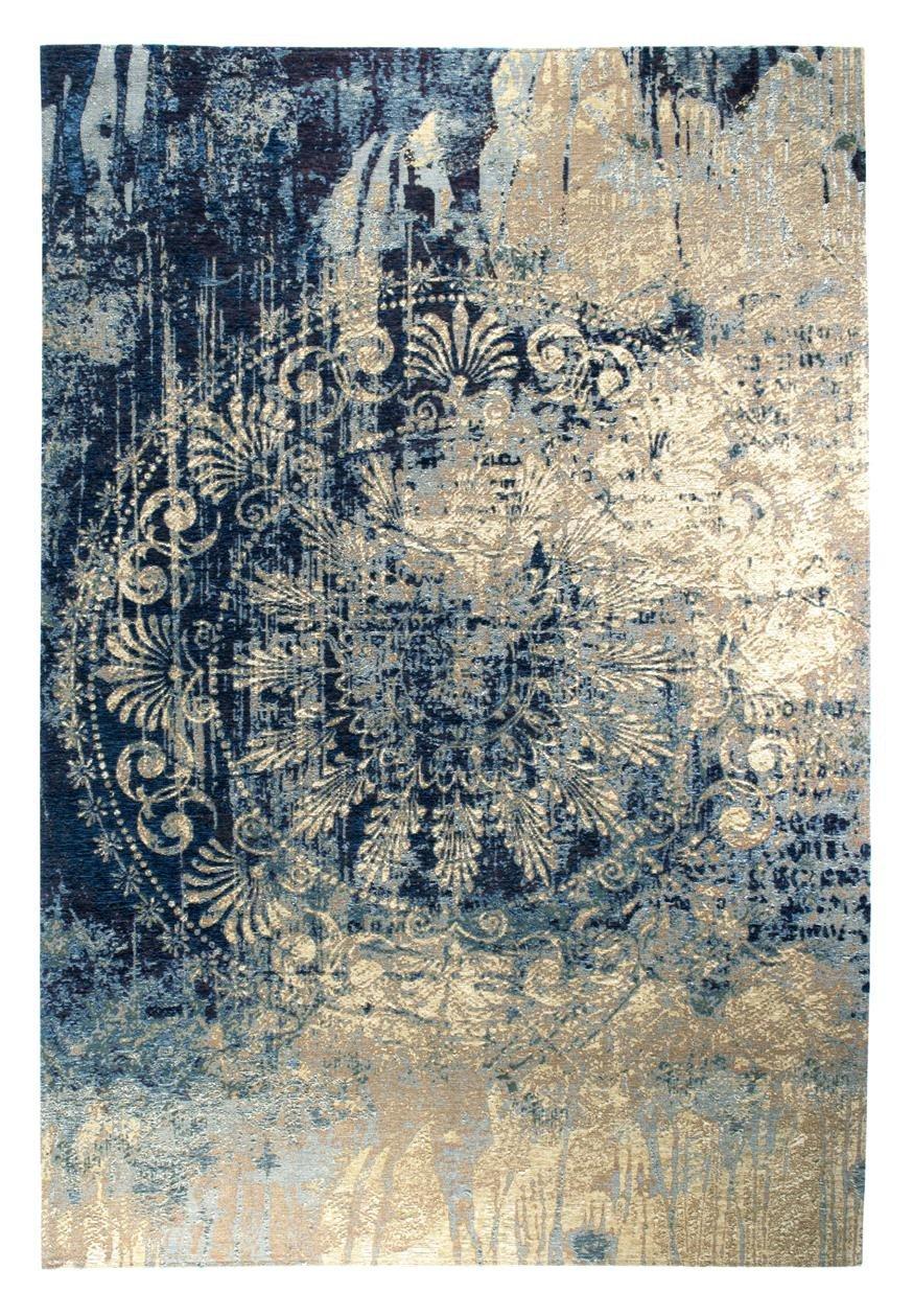 Onloom Vintageteppich Barock, Designerteppich, hochwertig, robust, Pflegeleicht, Größe 200x290cm