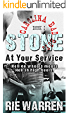 Stone: Single Dad Bad Boy Romance (Carolina Bad Boys Book 1)