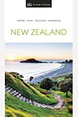 DK Eyewitness New Zealand (Travel Guide) Kindle Edition