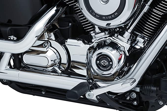 Kuryakyn Chrome Precision Engine Tappet Block Accent Cover Harley Touring Trike