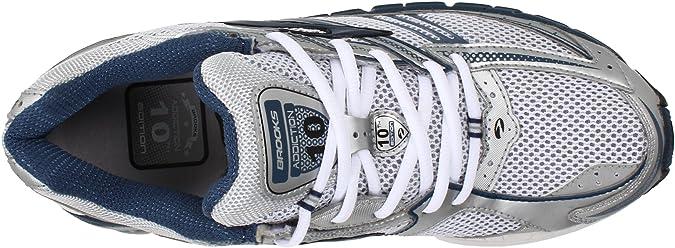 Browar Timing Systems Addiction10 M, Zapatillas de Running para Hombre, Blue/Grey/Silver, 50.5 EU / 15 UK: Amazon.es: Zapatos y complementos