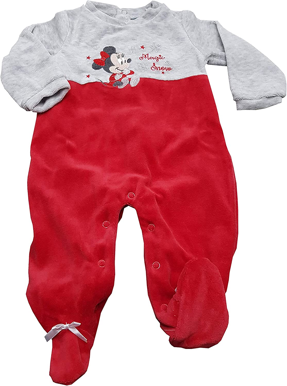 f/ür M/ädchen Newborn Strampler aus Chenille