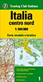 Italy, North Central (English, Italian, French, German and Spanish Edition)