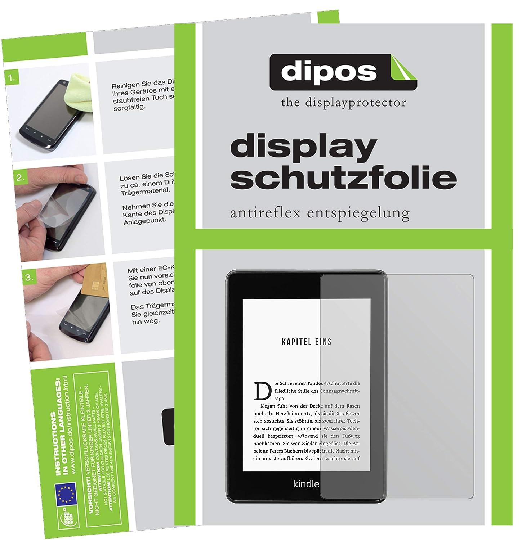 dipos I 2X Protector de Pantalla Mate Compatible con Amazon Kindle ...