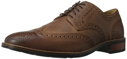 Cole Haan Men's Lenox Hill Oxford,Brown Milled,8.5 ...