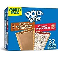 Deals on 32-CT Pop-Tarts Breakfast Toaster Pastries 54.1Oz