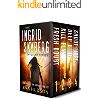 The Ingrid Skyberg Mystery Series: Books 1-4: The Ingrid Skyberg Series Boxset