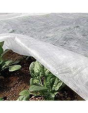 Tenax Velo Protettivo Invernale per Colture, in TNT Tessuto Non Tessuto 30 g/m², Bianco, Ortoclima Plus 1,00x20 m