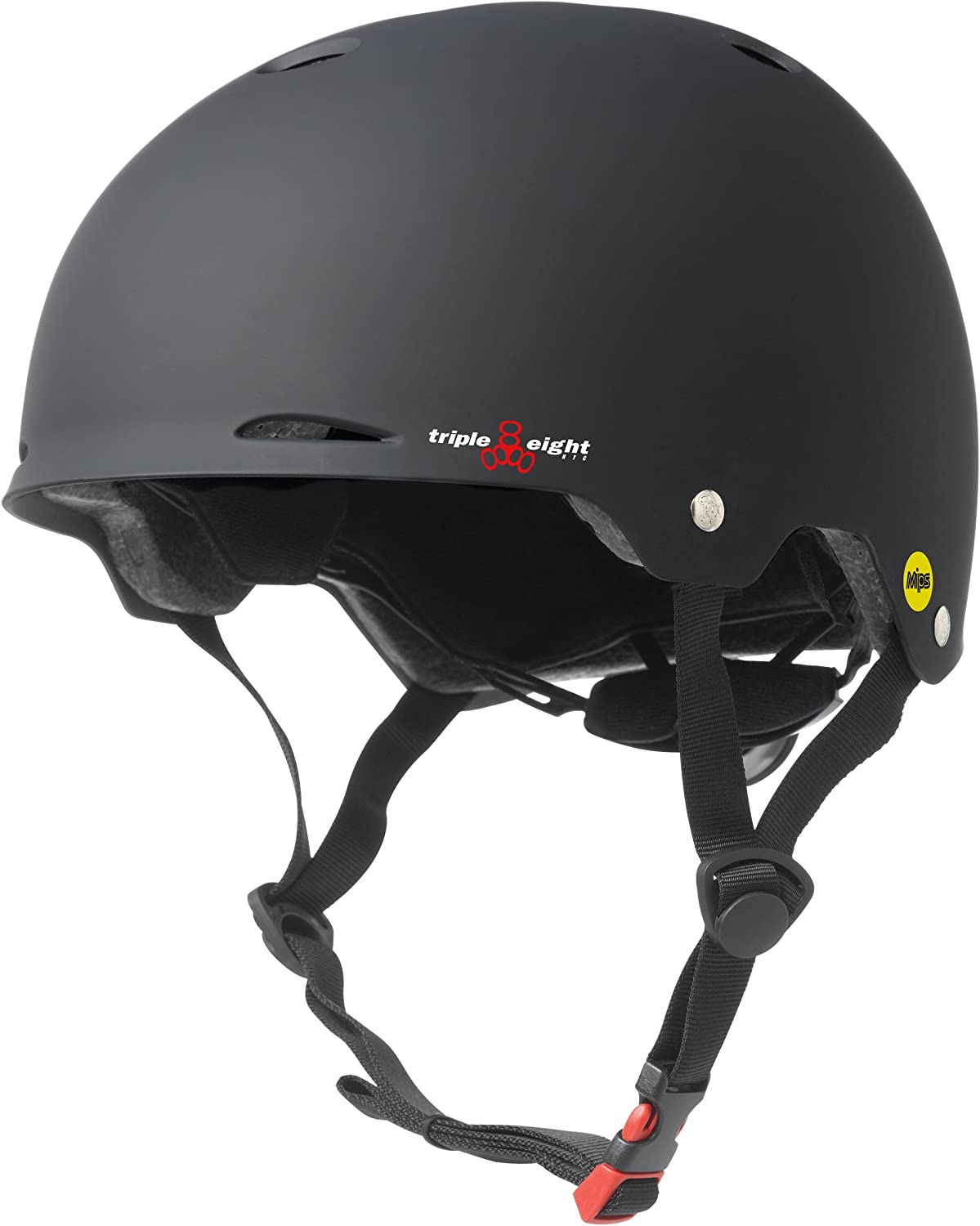 Triple Eight Gotham Dual Certified MIPS Skateboard and Bike Helmet