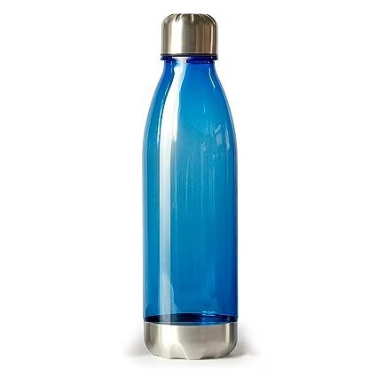 Amazon.com: Asobu NU Wave Tritan Sin BPA Viaje Botella de ...