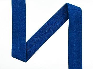 Das h/üpfende Komma 1m Jersey-Schr/ägband Farbe gr/ün Uni