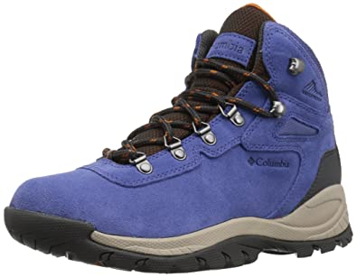 f894cf0d7156f Columbia Women's Newton Ridge Plus Waterproof Amped Boot, Ankle Support,  High-Traction Grip
