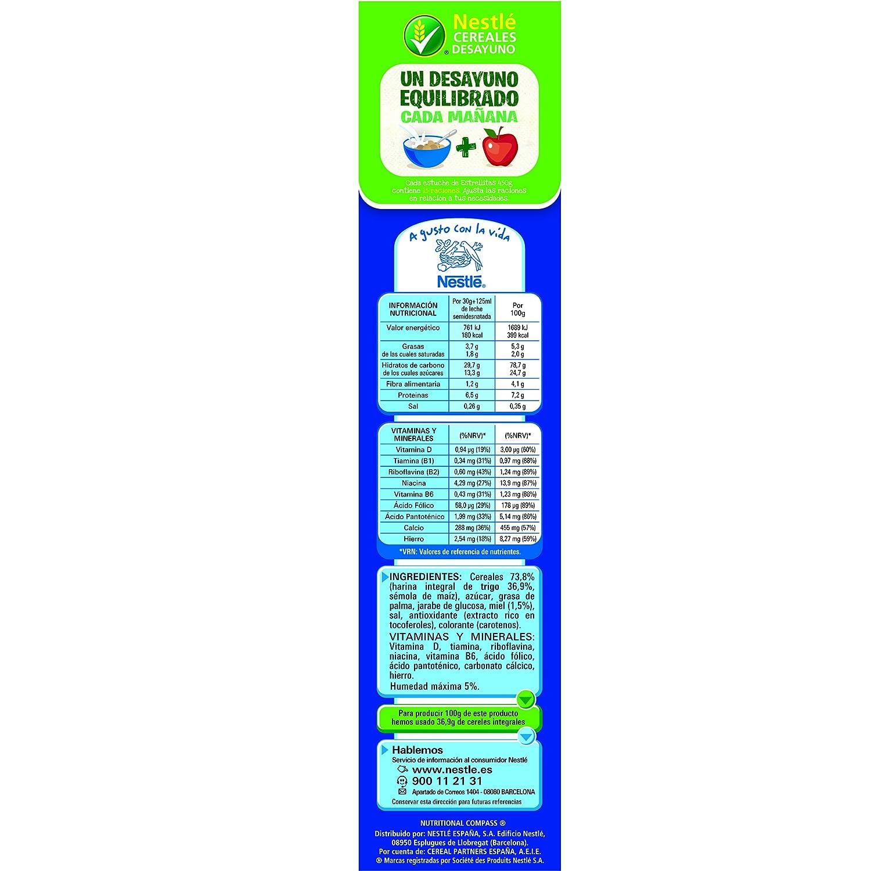 Nestlé - Estrellitas Cereals Breakfast 450 g (valentinas ...