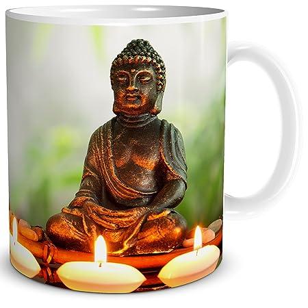 Triosk Tasse Buddha Mit Spruch Lustig Problem Lösung Geschenk