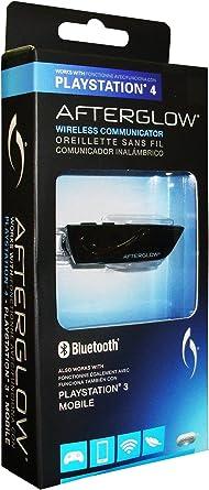 PDP - Headset Afterglow Bluetooth (PlayStation 4): Amazon.es: Videojuegos