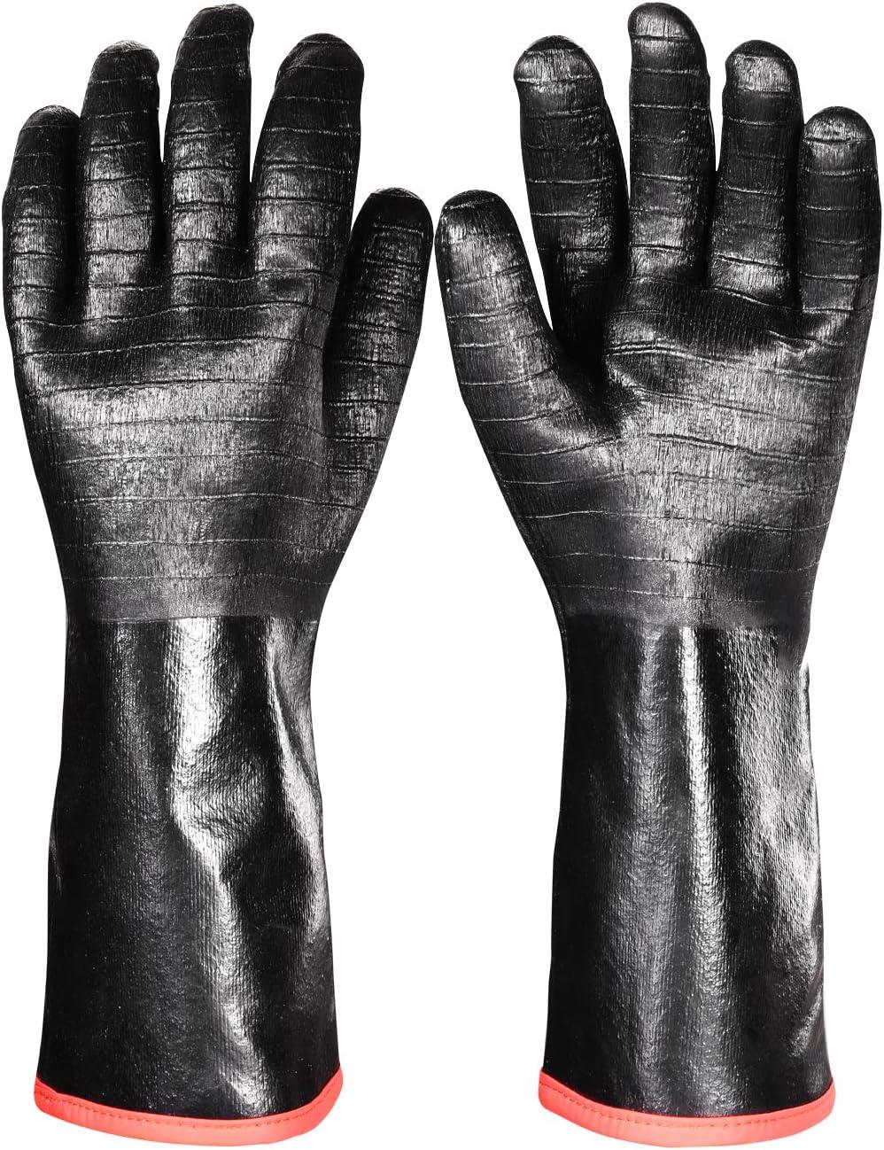 iHarbort Best Cotton Gloves for BBQ