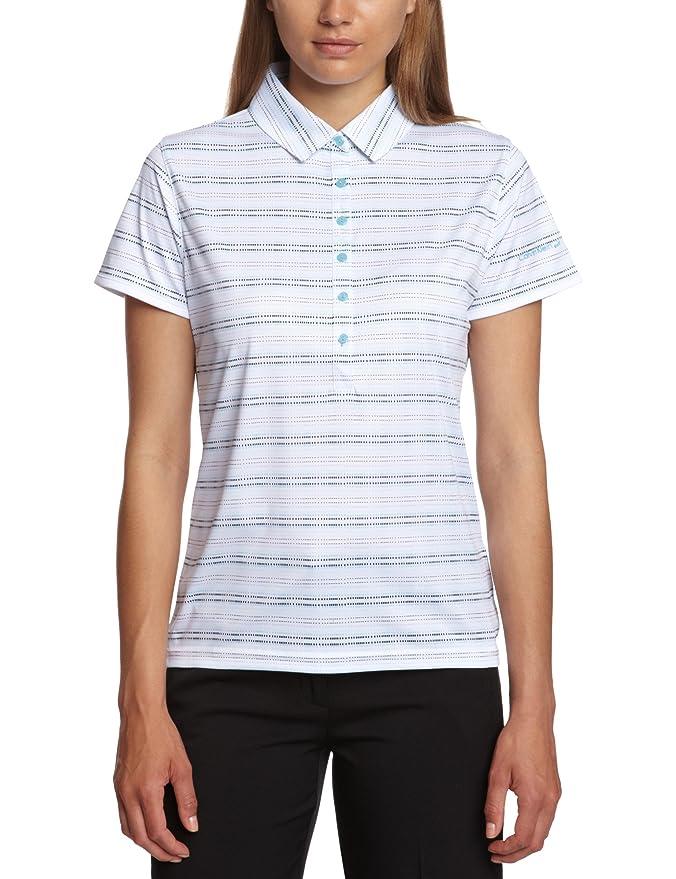 Calvin Klein Golf Golf Polo - Polo para Mujer: Amazon.es: Deportes ...