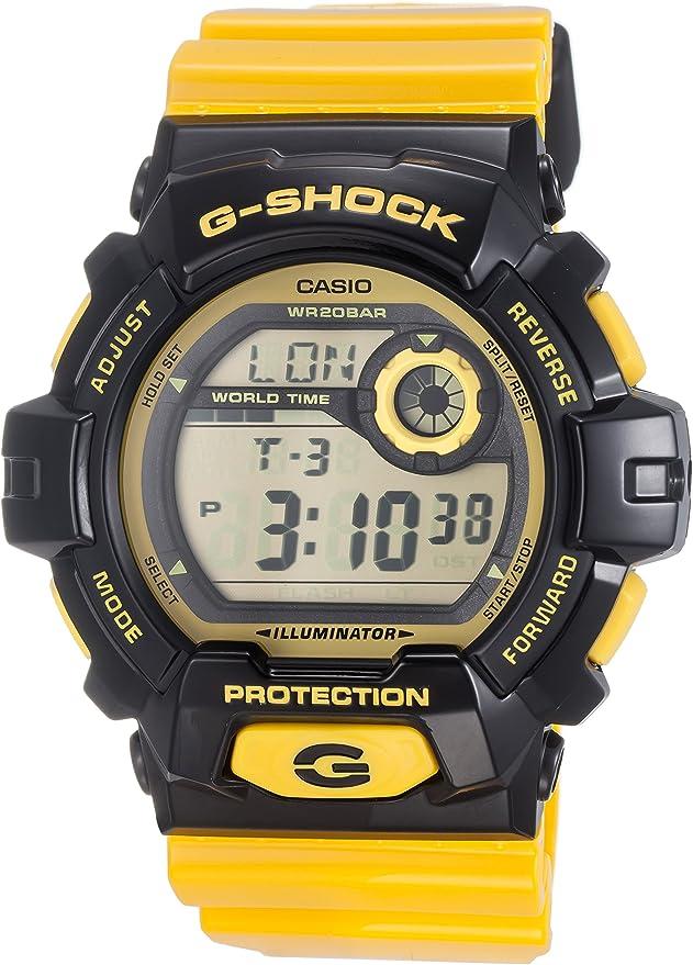 カシオ Gショック CASIO 腕時計 G-8900SC-1Y メンズ [逆輸入品]