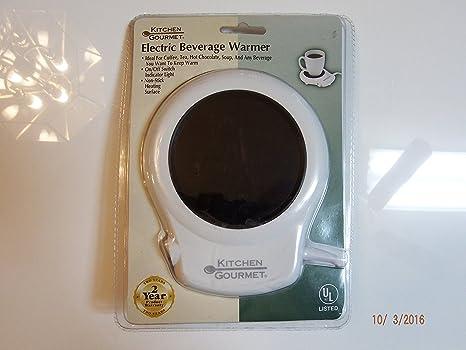 Amazon.com: Kitchen Gourmet Electric Mug Warmer: Kitchen ...