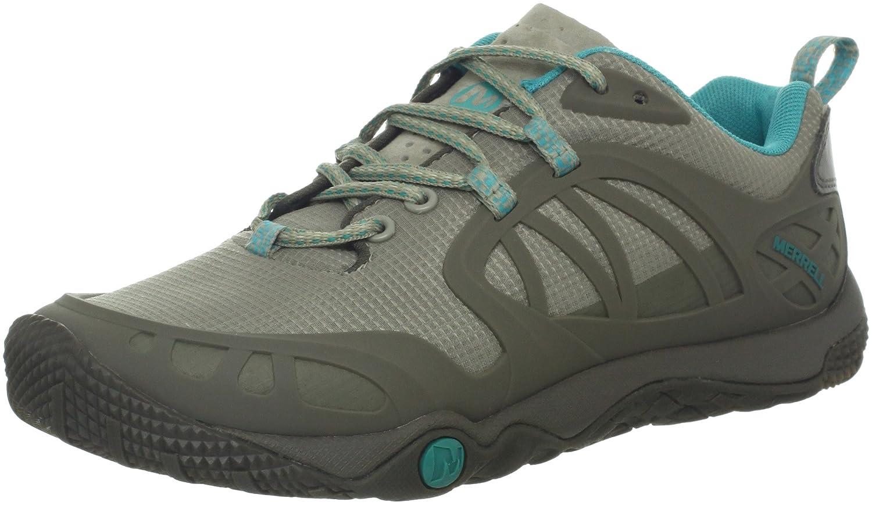 MerrellProterra Vim Sport - Botines de Senderismo Mujer, Color Gris, Talla 9,5 B(M) US: Amazon.es: Zapatos y complementos