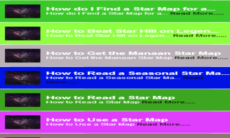 Amazoncom Star Walk Appstore For Android - How to read a star map