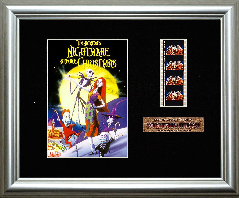 FCD La Pesadilla Antes de Navidad – Fotograma Enmarcado de Rocky (S): Amazon.es: Hogar