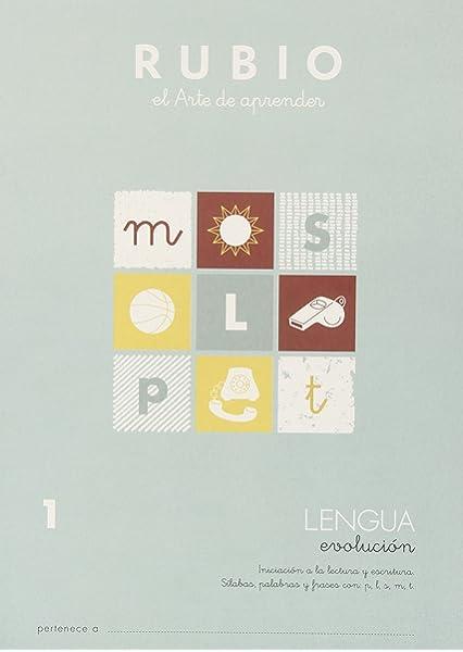 Lengua evolución rubio 1: Amazon.es: Rubio Polo, Enrique: Libros
