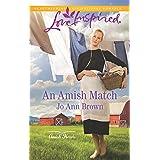 An Amish Match: A Fresh-Start Family Romance (Amish Hearts Book 2)