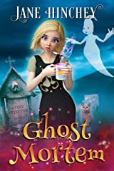 Ghost Mortem: A Paranormal Cozy Mystery Romance (Ghost Detective Book 1) Kindle Edition