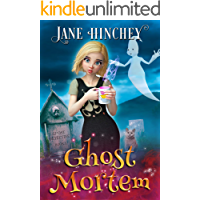 Ghost Mortem: A Paranormal Cozy Mystery Romance (Ghost Detective Book 1)