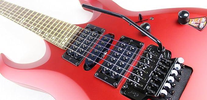 Guitarra eléctrica x-6rms: Amazon.es: Instrumentos musicales
