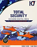 K7 Total Security- 2 User, 1 Year (CD) (New Silm Pack)