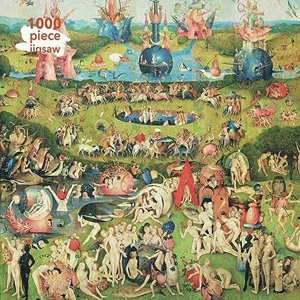 Tao-Miy Jigsaw Hieronymus Bosch: jardín de Las delicias: 1000 Pieza de Puzzle: Amazon.es: Hogar
