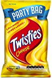 Twisties Cheese Flavour Chips Party Bag 12 X 270 Grams