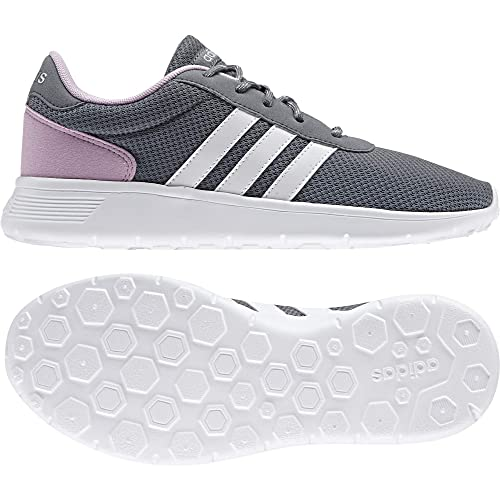 premium selection pretty nice best online adidas Damen Lite Racer W Sneaker Low Hals