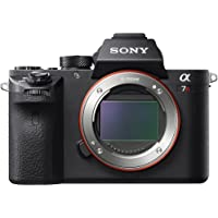 Sony Alpha a7RII 42.4MP Full HD Wi-Fi Mirrorless Digital Camera Body (Black)